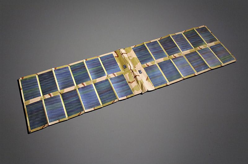 P3-124<br/> Panneau Solaire Pliable